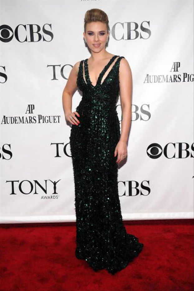 Scarlett Johansson: 1,60 m
