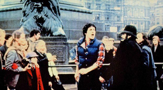 """""""Un lupo mannaro americano a Londra"""" (1981)"""