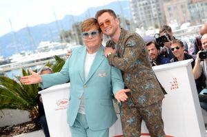 Rocketman: Elton John e Taron Egerton star a Cannes 2019
