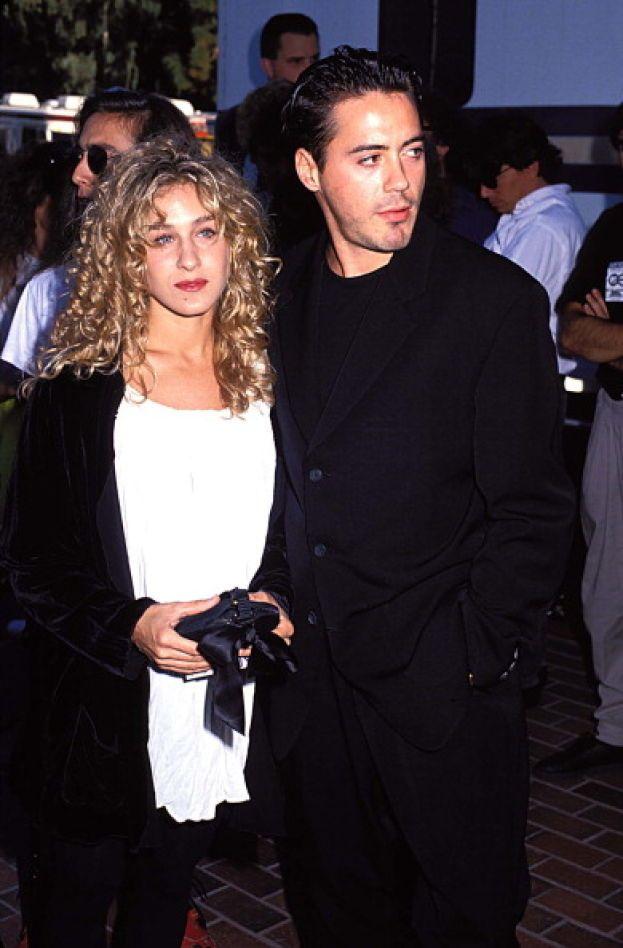 Sarah Jessica Parker e Robert Downey, Jr., 1984-1991