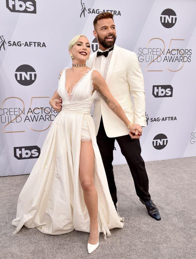 Lady Gaga e Ricky Martin