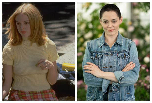 Rose McGowan (Tatum Riley)