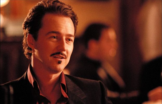 "Edward Norton - ""The Italian Job"" (2003)"
