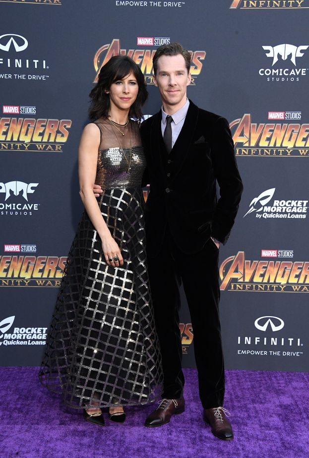 Benedict Cumerbatch e Sophie Hunter