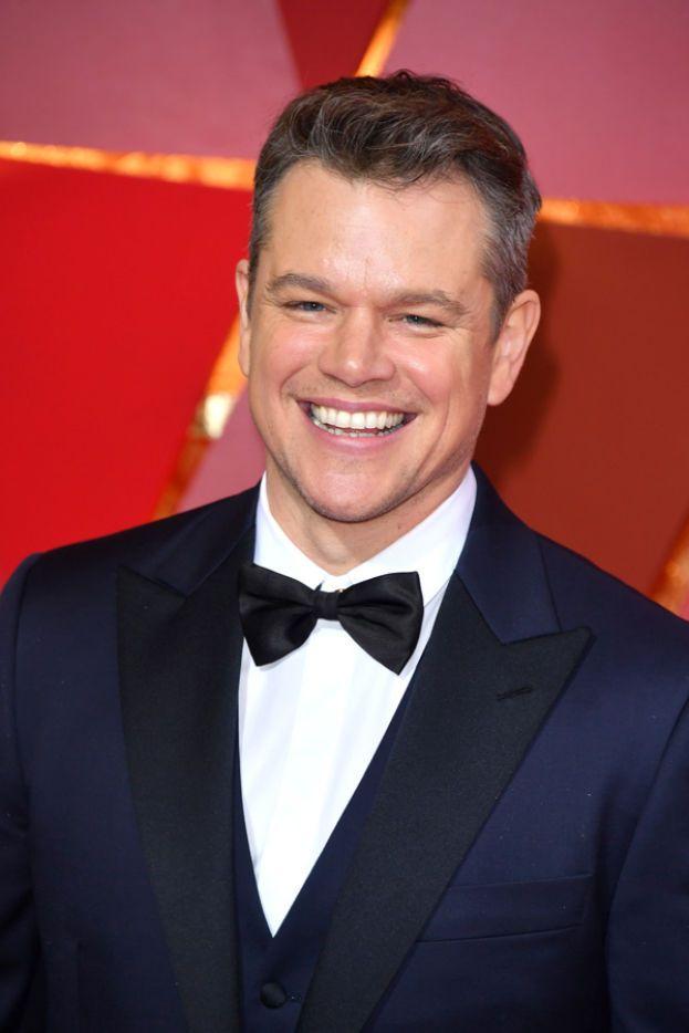 Matt Damon - QI di 160