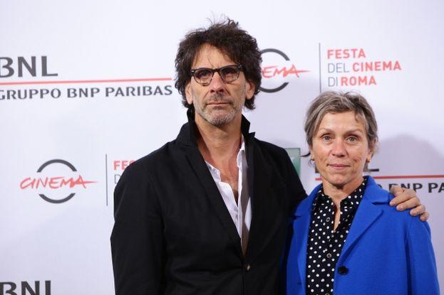 Joel Coen e Frances McDormand