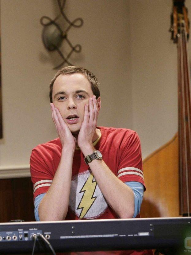 "Sheldon Cooper (Jim Parsons) - ""The Big Bang Theory"""