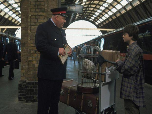 """La saga di """"Harry Potter"""""""