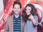 Ant-Man and the Wasp: le foto di Evangeline Lilly e Paul Rudd a Roma