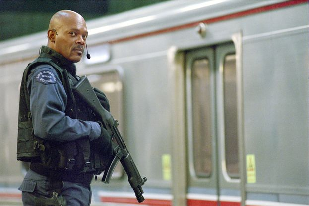 "Sgt. Dan 'Hondo' Harrelson - ""S.W.A.T. - Squadra speciale anticrimine"" (2003)"