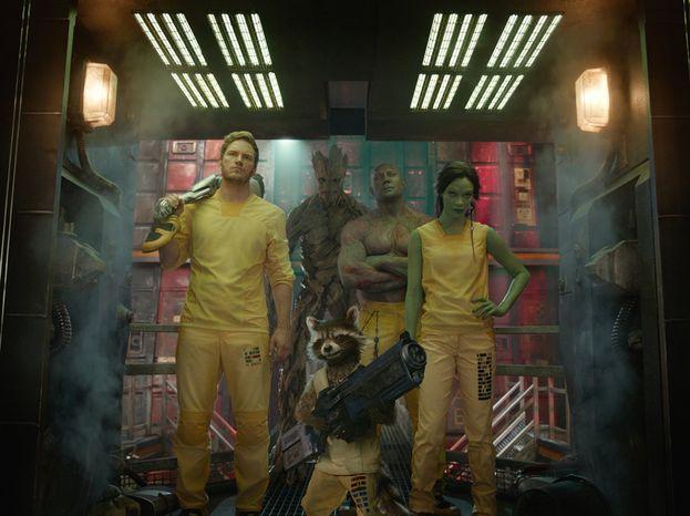 """19. """"Guardiani della Galassia"""" - 773,3 milioni di dollari"""