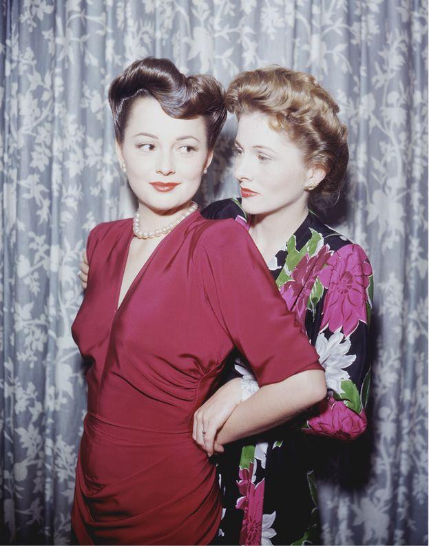Olivia de Havilland vs. Joan Fontaine