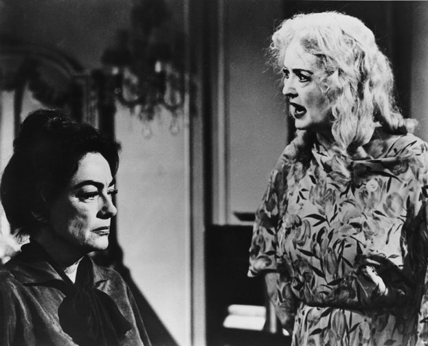 Bette Davis vs. Joan Crawford