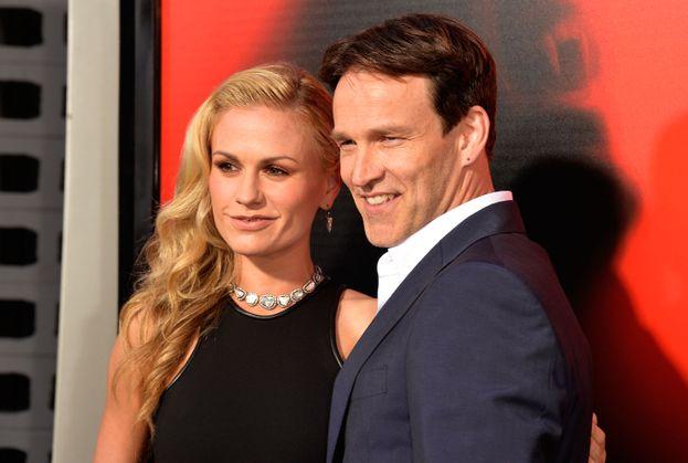 Anna Paquin e il marito guardone