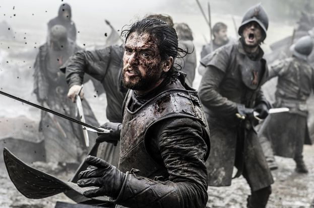 Serie TV - 4. Game of Thrones