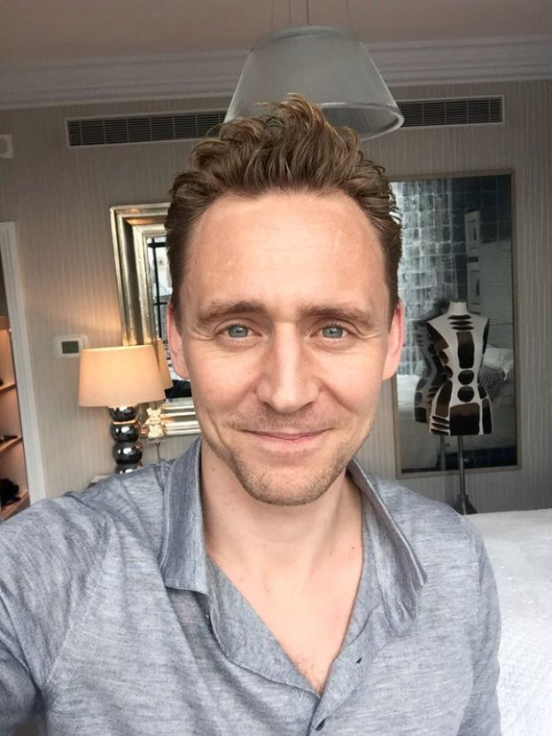Tom Hiddleston: 1,88 m