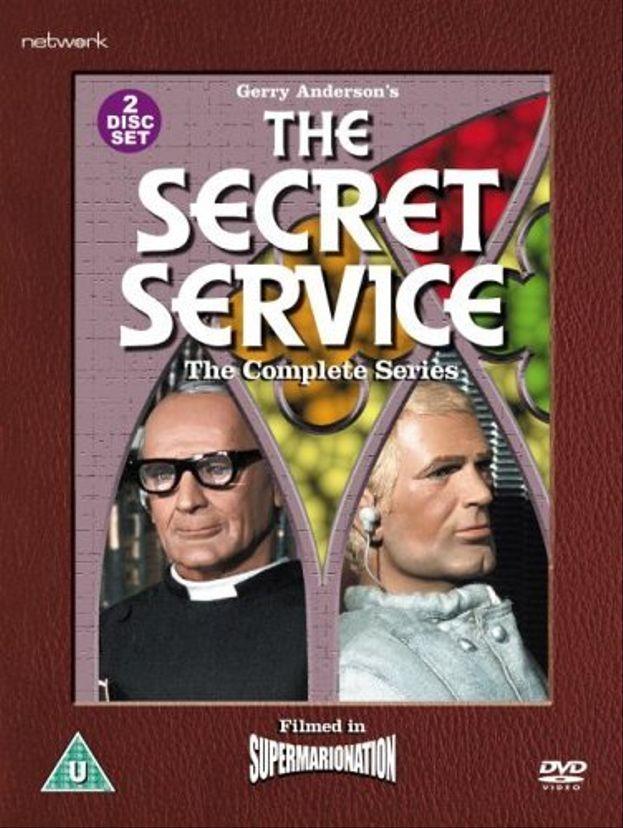 "Padre Stanley Unwin - ""The Secret Service"" (1969)"