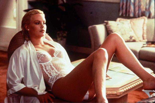 """Charlize Theron - """"Due giorni senza respiro"""" (1996)"""