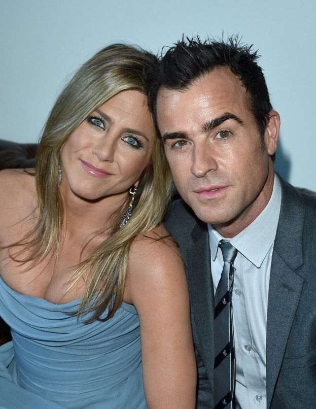 Jennifer Aniston e Justin Theroux nel 2015