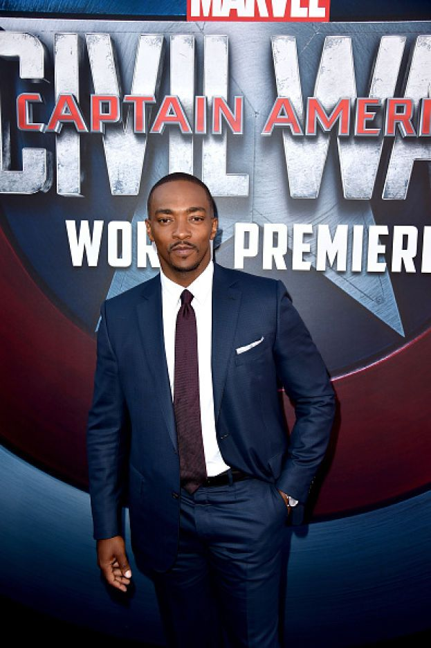 Anthony Mackie - 23 settembre 1978