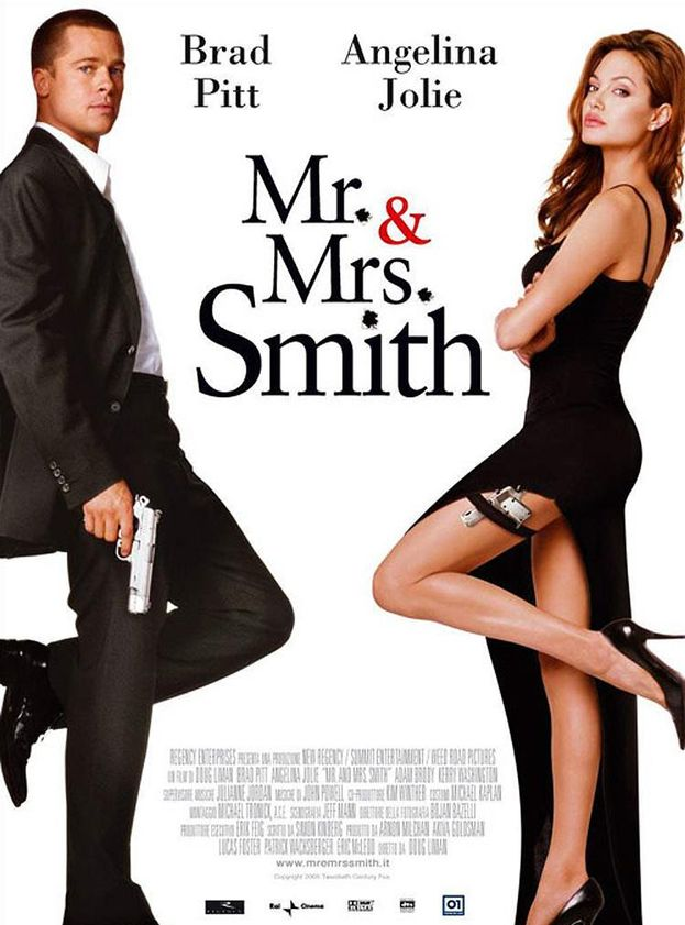 Brad Pitt e Jennifer Aniston, fine di una storia