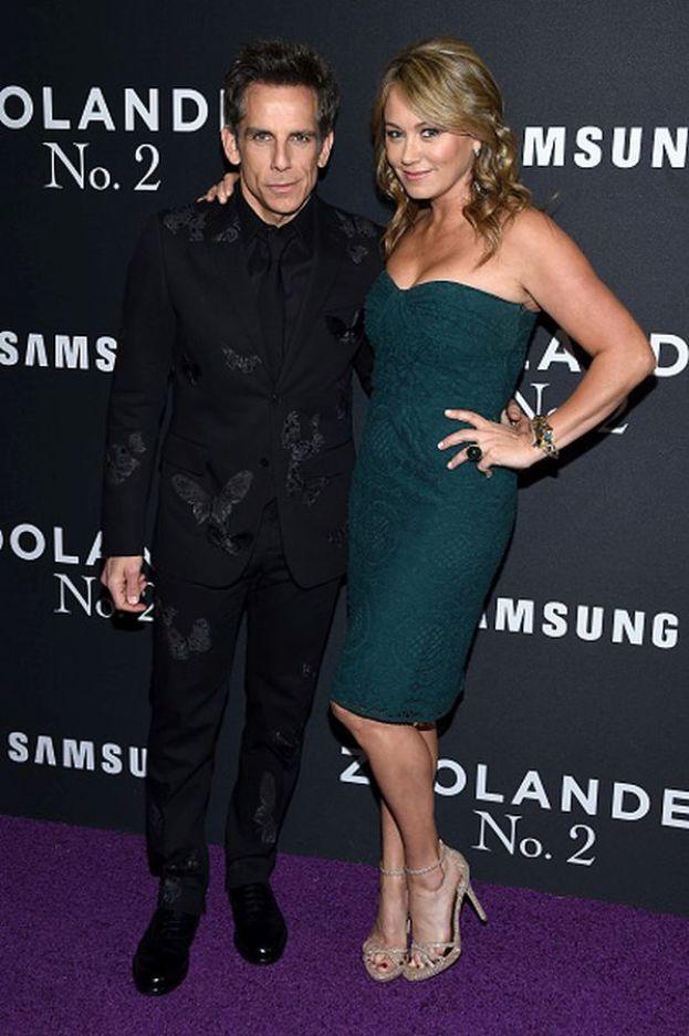 Ben Stiller e Christine Taylor, sposati dal 2000