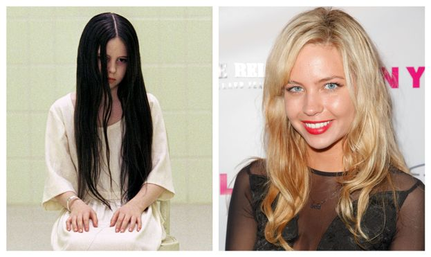 Daveigh Chase (The Ring)