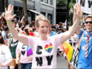 Cynthia Nixon: la star di Sex and the City rivela che il figlio è transgender
