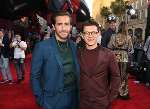 Spider-Man: Far From Home, le star alla premiere mondiale