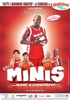 The Minis… Nani a canestro!