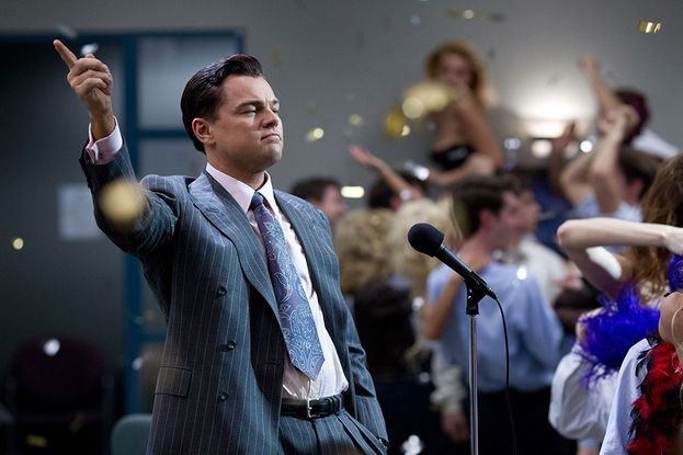 """The Wolf Of Wall Street"" (2013)"