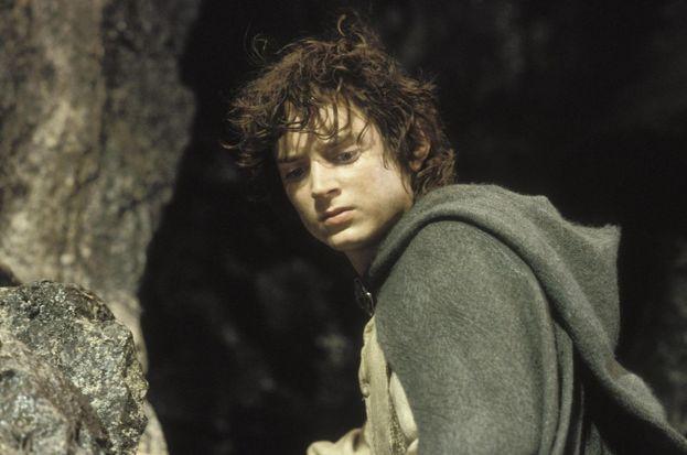 """Elijah Wood – """"Il signore degli anelli"""""""