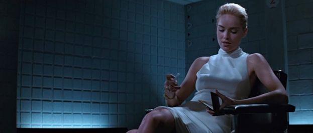 L'accavallamento di gambe di Sharon Stone (Basic Instinct)