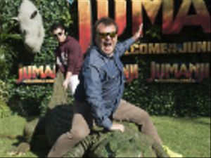 Jumanji: Benvenuti nella giungla, il nuovo trailer action