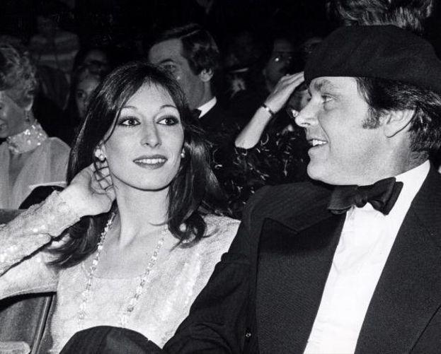 Jack Nicholson e Anjelica Huston, Academy Awards 1975