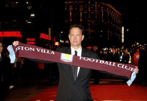 Tom Hanks - Aston Villa (calcio)