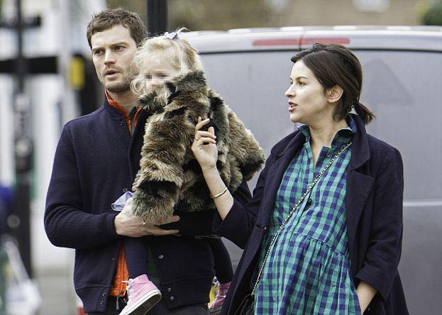 Anche Christian Grey mette su famiglia