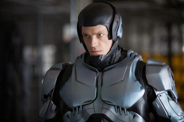 Nell'armatura di RoboCop