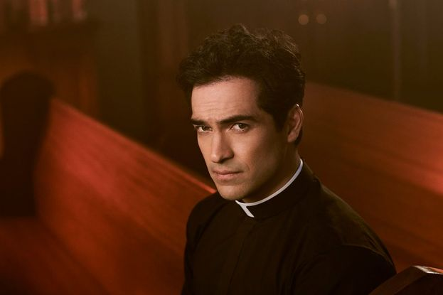 "Alfonso Herrera - ""The Exorcist"""