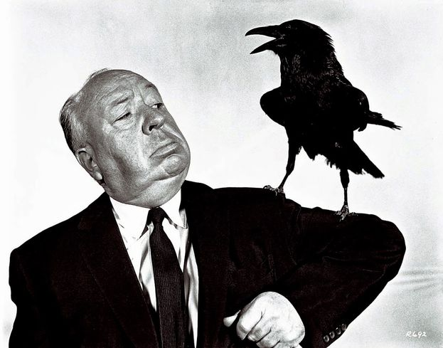 Alfred Hitchcock, 1968