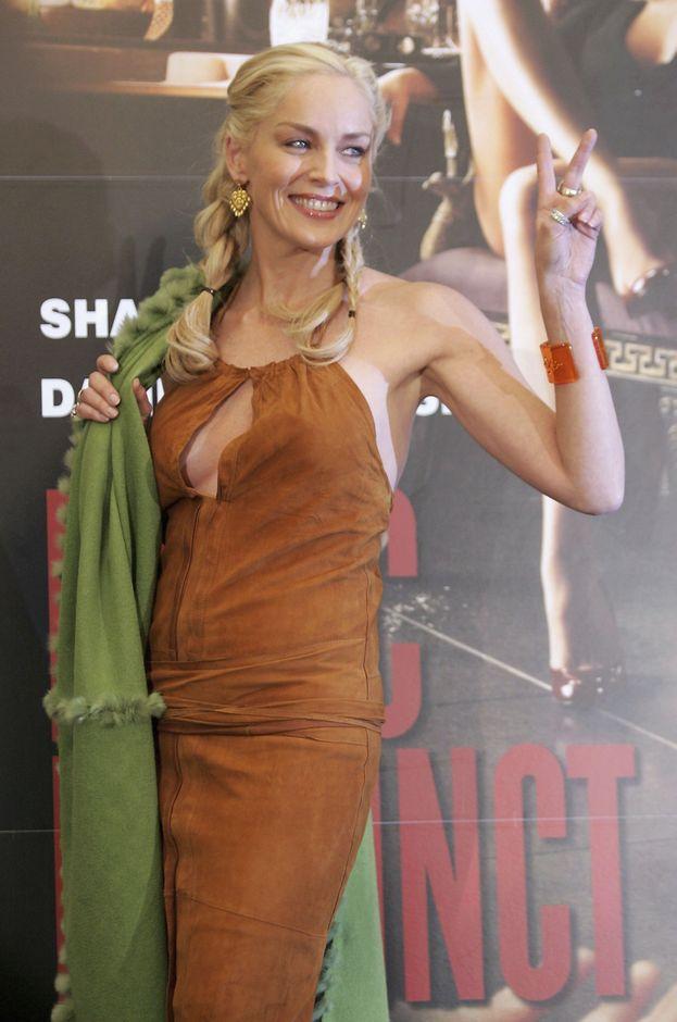 Sharon Stone - QI di 154