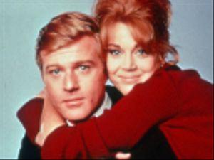 Robert Redford e Jane Fonda: dai film insieme al Leone d'oro alla carriera