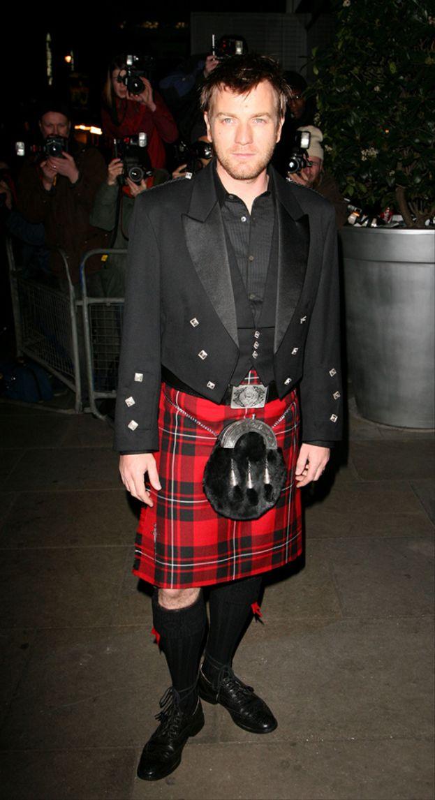 È scozzese