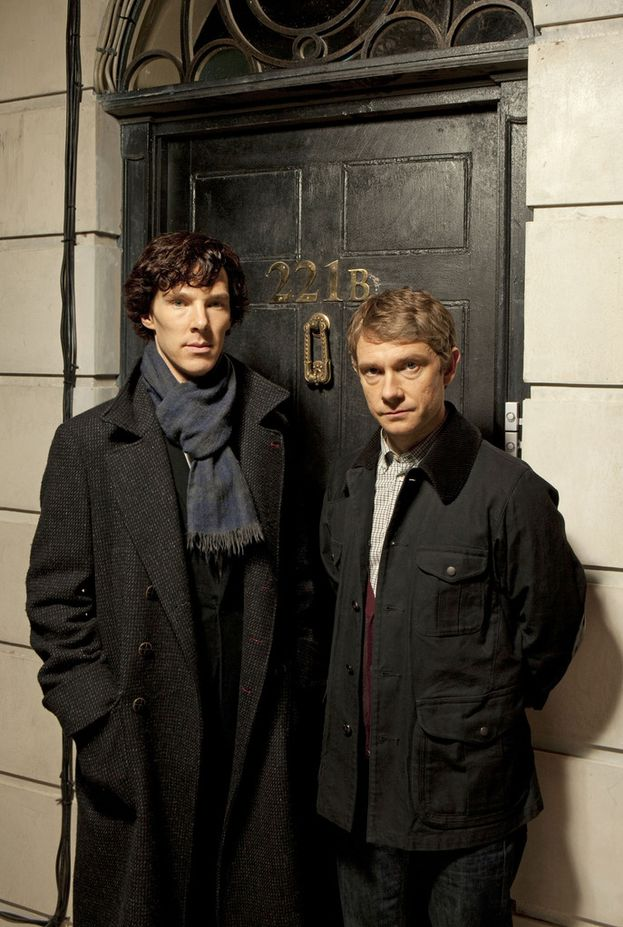 """""""Sherlock"""" (2010 - in corso)"""