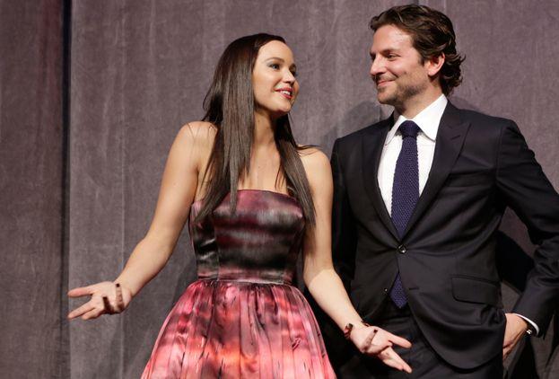 """Jennifer Lawrence e Bradley Cooper - """"Il lato positivo"""" (2012)"""