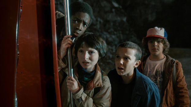 Serie TV - 1. Stranger Things