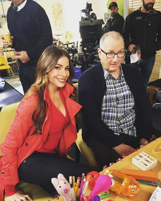 Sofía Vergara ed Ed O'Neill oggi