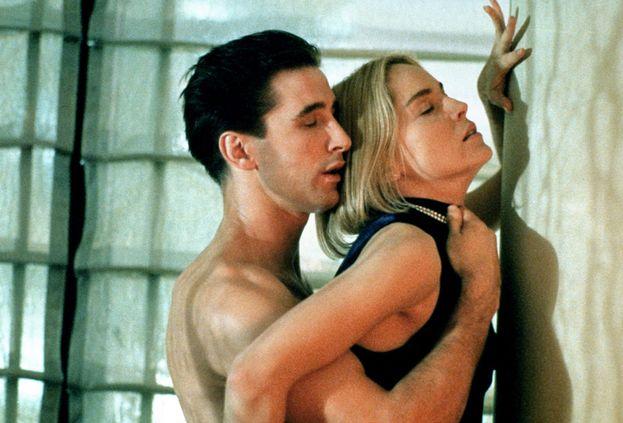 Sharon Stone e William Baldwin