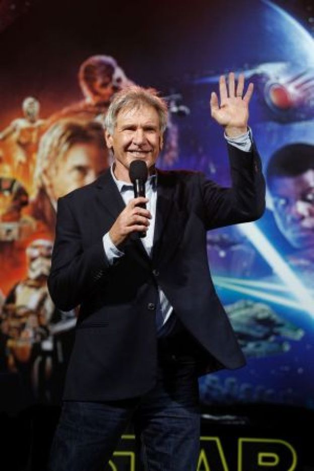 Harrison Ford - Falegname