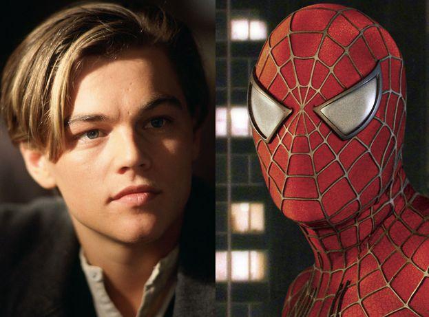 Leonardo DiCaprio - Spider-Man